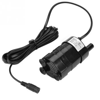 JT-560 Mini High Hydraulic Head DC Brushless Submersible Water Pump DC12V Flow 600L/H Submersible Pump mini high hydraulic head bomba agua dc brushless submersible water pump 12v 20 to 90 degree pump
