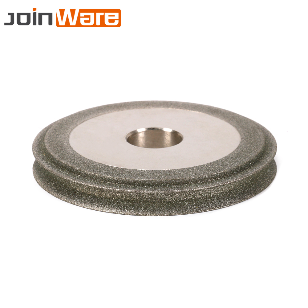 """5 Inch 125mm Ceramics Grinding Wheel Abrasive Tool for Stone 1//2/"""" Bore 80 Grit"""