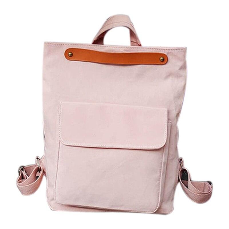 New Multifunctional Backpack Canvas Backpacks WomenS School Bag For Travel Bagpack School Backpack For GirlsNew Multifunctional Backpack Canvas Backpacks WomenS School Bag For Travel Bagpack School Backpack For Girls