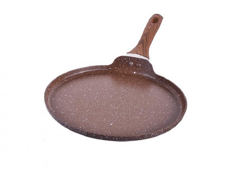 Frying Pan griddle MAYER & BOCH, 26 cm, Brown
