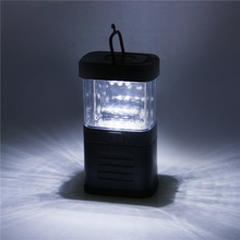 11 LED Portable Lantern Lamp Energy-saving Camping Light Convenient Hook Lantern Light FlashLight