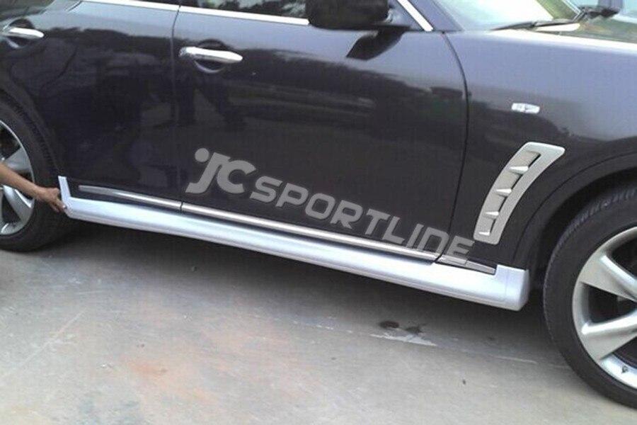 Pp Black Primer Car Body Kits For Infiniti Fx35 2009 2014 A960