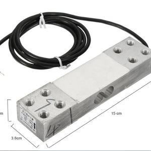 Image 3 - 200KG Gewicht Sensor Elektronische Waage Zelle Gewicht Wiegen Sensor Cantilever Parallel Last Werkzeug