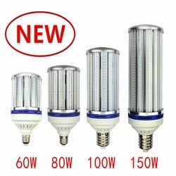 E26E27E39 E40 2835 60 Вт Светодиодный светильник 80 Вт большая кукурузная лампа 100 Вт уличная лампа 150 Вт лампа для двора для заводского склада светиль...