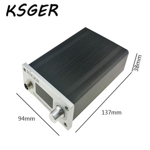 Image 3 - KSGER לבן עבה פנל STM32 OLED T12 הלחמה תחנת טמפרטורה דיגיטלית בקר עבור Hakko T12 חשמלי הלחמה ברזל