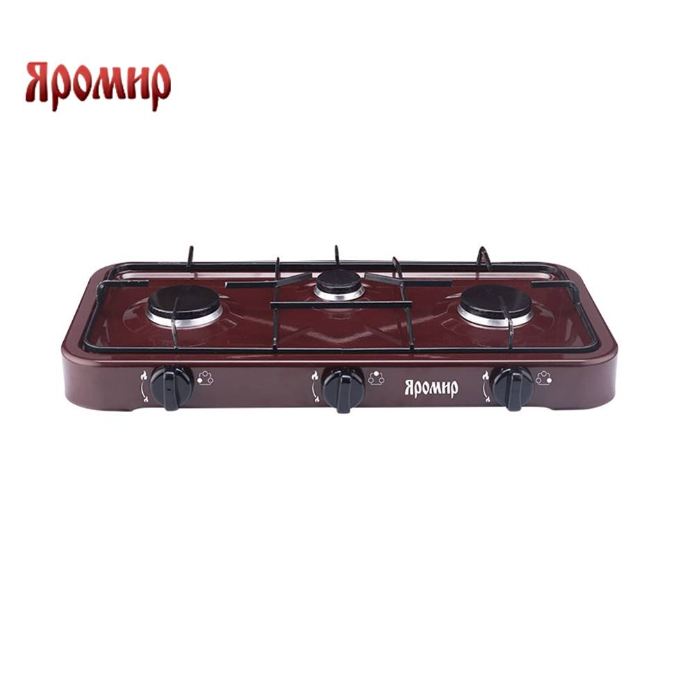 Hot Plates YAROMIR 0R-00003011 home kitchen appliances cooking plate cooktop YR-3013 gas stove hob