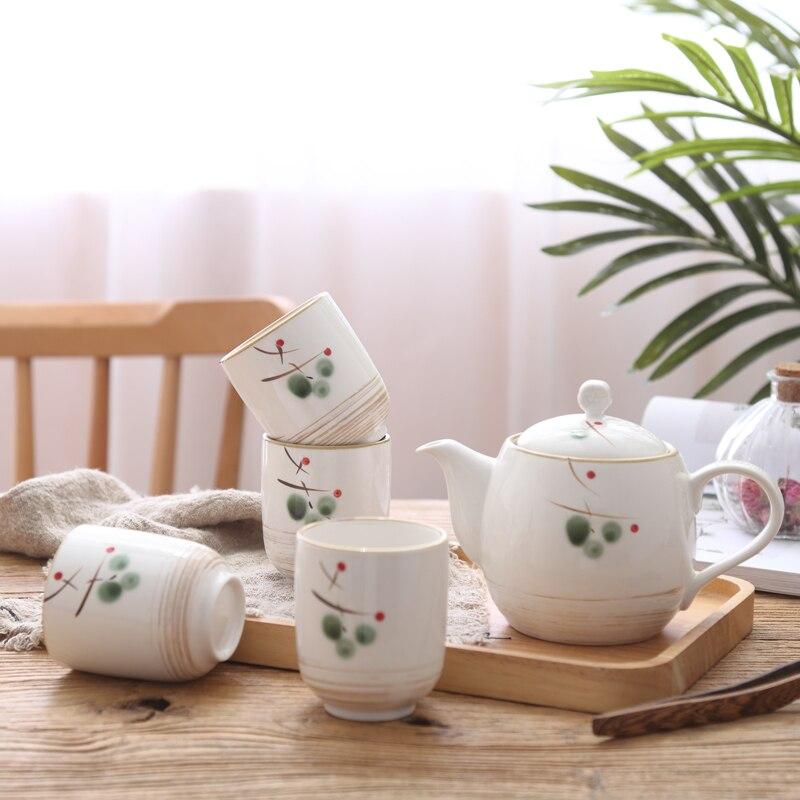 Tasse de thé en bambou Kung Fu chinois | Filtre ménager en céramique de style japonais, tasse de thé, tasse de plateau en bambou, assiette de thé