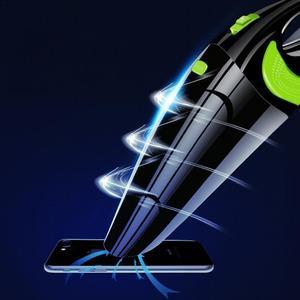 Image 2 - Chuyên nghiệp Không Dây 120 wát Xe Máy Hút Bụi USB Sạc Cáp Car Home Dual Sử Dụng Máy Hút Bụi ABS Xe Điện
