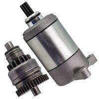 Top Quality Starter Motor & Drive For Polaris Sportsman 335 400 450 500 ATV 19962012 3084981, 3090188, 3085521, 4011335