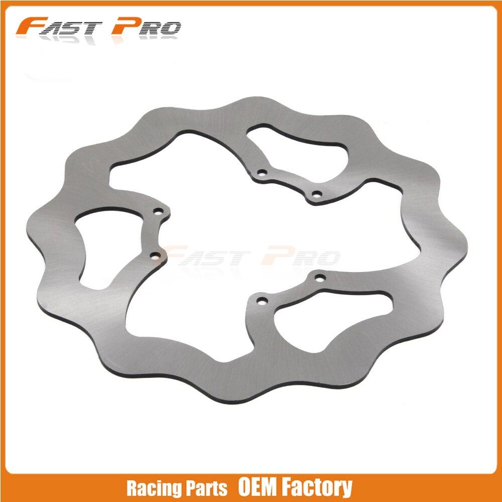 270mm Avant Ondulés Disque De Frein Rotor Pour CR125 CR250 CRF250R CRF250X CRF450R CRF450X CRF230F CR500 Motocross Enduro Racing