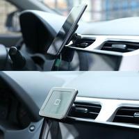 Car Mount Mobile Phone Wireless Fast Charger Magnetic Air Vent Dashboard Holder