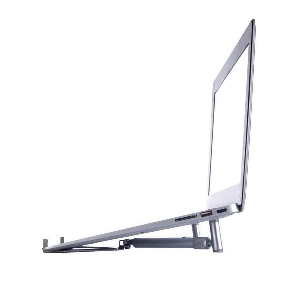 12-17 Zoll Laptop Stehen Für Macbook Pro Air Tragbare Verstellbare Cooling Halter Kataloge Werden Auf Anfrage Verschickt