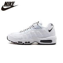 купить Nike Air Max 95 Original New Arrival Men Breathable Running Shoes Outdoor Sports Trainers Sneakers #609048-109 недорого