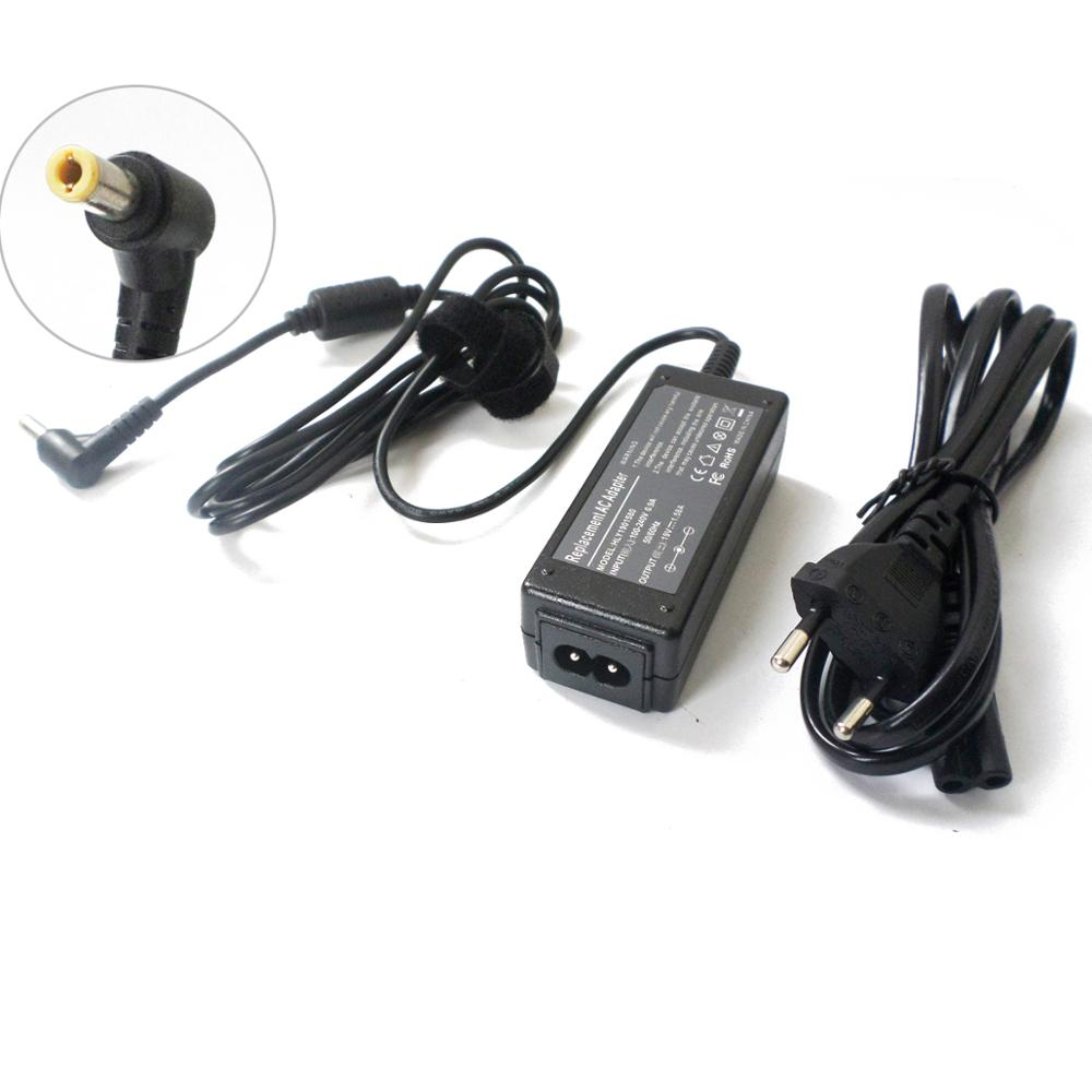 45W Toshiba NoteBook NB510 NB520 19V 2.37A 5.5x2.5mm Laptop AC Adapter Charger