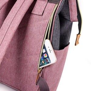 Image 5 - 2019 Korean Style oxford Backpack Women plecak na laptopa damski mochila para adolescentes school bags for teenage girls