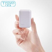Travelcool мини Мощность банк быстро Зарядное устройство 7200 mAh внешняя Батарея для iphone samsung Xiaomi Портативный Зарядное устройство Dual USB Мощность банк