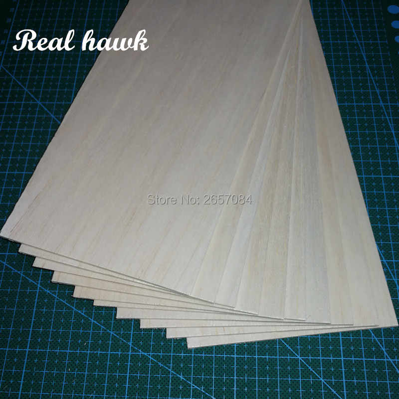 1 قطعة 1000x100x2 مللي متر AAA + نموذج ملاءات طوافة خشبية ل DIY RC نموذج طائرة خشبية قارب المواد