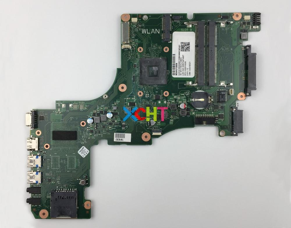 V000318060 W A6 5200 2.0Ghz CPU 6050A2556101 For Toshiba Satellite L50D L55D L55DT Laptop Motherboard Mainboard Tested