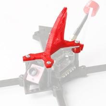 JMT 45mm 3D Printed TPU Top Board Mount Shark fin Turn Over Flying Taking Off Holder Landing Gear For iFlight Archer X5 Frame