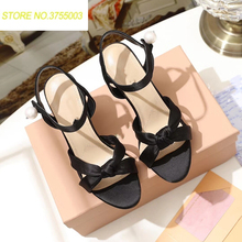 Sommer gold silber schwarz sandalen frauen bling bling kristall verzierte  high heels T strap 2018 sexy kristall hochzeit schuhe . 1556a7675a