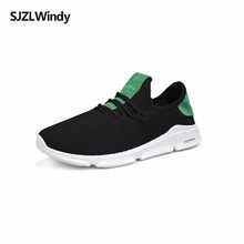 2019 spring New Sneakers man summer Running Shoes for adults Trainers Lace-up Outdoors Leisure time Comfortable Sport
