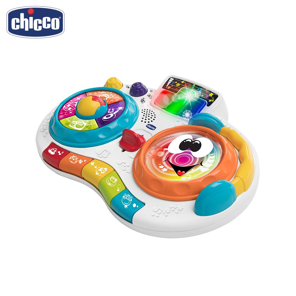 Vocal Toys Chicco 94207 Electronic toy Singing Baby Music for boys and girls electronic walking pet robot dog puppy baby friend toy gift with music light