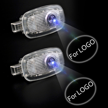 2Pcs/Set For AMG Logo Car Door Logo Light Ghost Shadow Light Welcome Courtesy Lamp For Mercedes Benz S Class W221 S500 S350 S63 цены онлайн