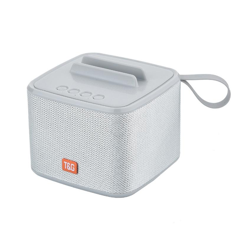 Image 2 - Portable Speaker Bluetooth Outdoor Waterproof Wireless Player Stereo Hd Sounds Sports Devices Support TF Card FM Radio Aux Input-in Portable Speakers from Consumer Electronics