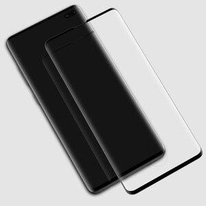 Image 3 - Für Samsung Galaxy S10 + Plus Gehärtetem Glas NILLKIN 3D CP + MAX Sicherheit Schutz Screen Protector für Samsung S10 plus S10e