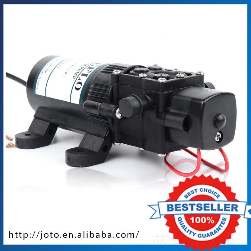 12V DC High-pressure Water Pump Electric Sprayer Pump For Agriculture Car Washing Washer Purpose