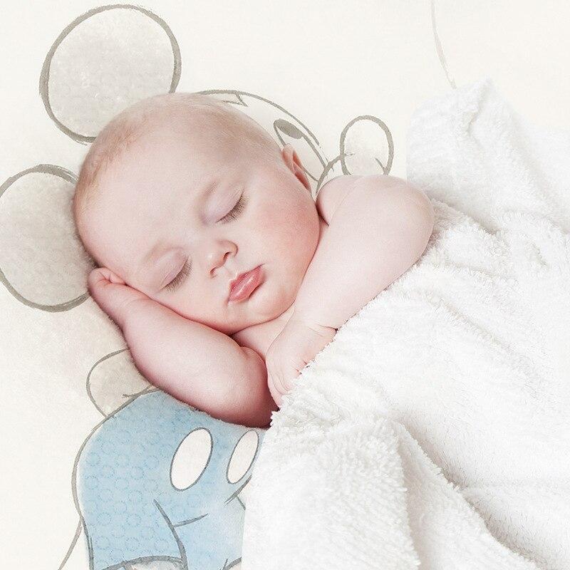 Disney Baby Waterproof Sheet Urine Changing Pads Urine Pad Cartoon Reusable Infant Bedding Nappy Burp Mattress Changing Mat