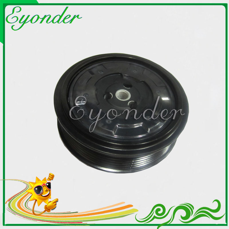 New AC A C Air Conditioning Compressor Electromagnetic Magnetic Clutch Kit for Audi Q5 Q7 A4L