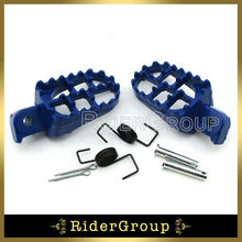 Foot-Pegs TTR90 PW50 TW200 Dirt-Bike PW80 Yamaha Motocross. for Pw50/Pw80/Tw200/.. Aluminium