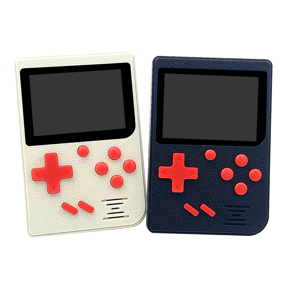Consoles Portable Game Console 2.4in LCD 8 bit Handheld Game Player Video Console Built-in 129 Retro Games