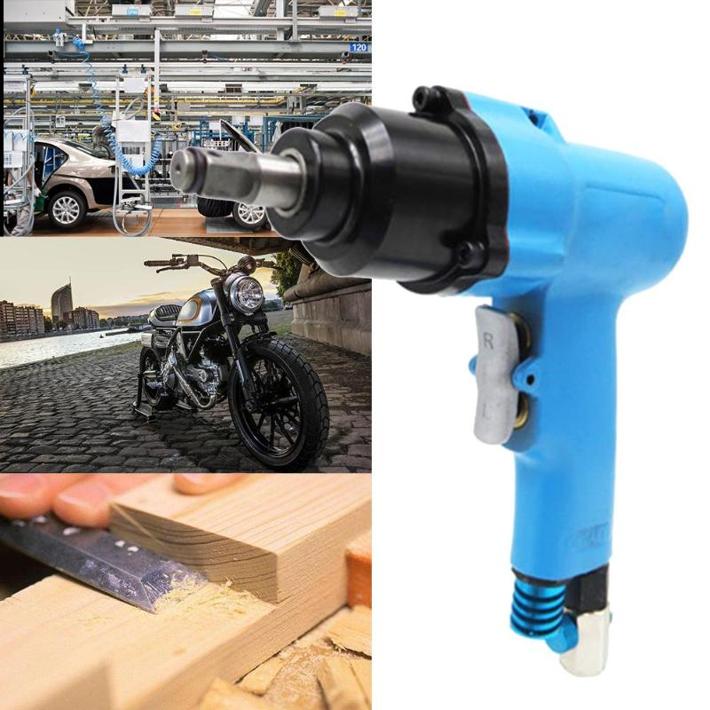 3/8 Drive Air Pneumatic Impact Gun Wrench Reversible Torque Hammer Gun Air Tool Cutting Drilling Chipping Pneumatic Tools 3 8 inch square air drive air pneumatic ratchet wrench impact gun super duty adjustable torque professtional tool