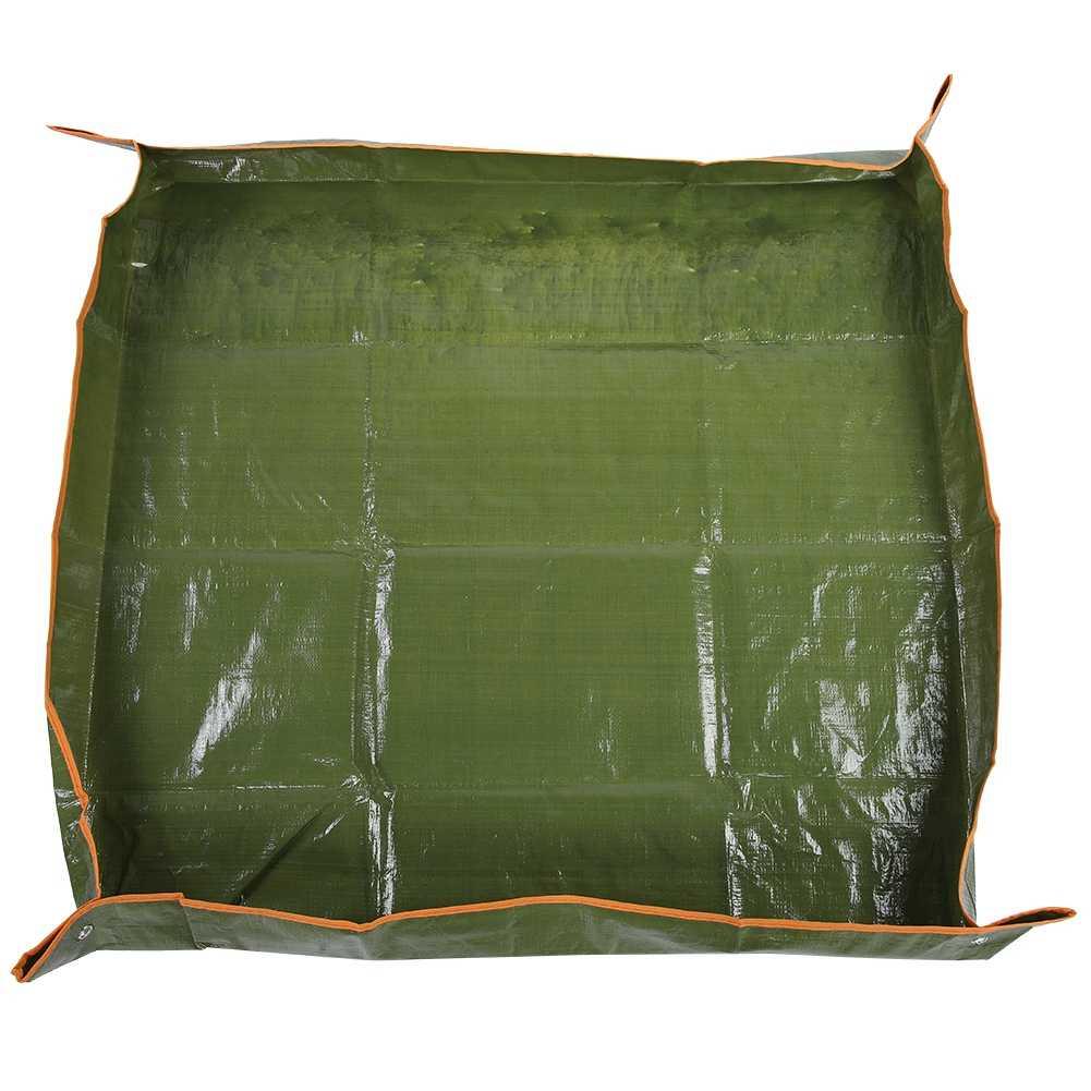Коврик для растений, садовый водонепроницаемый коврик для посадки цветов, садовые инструменты для посадки дома