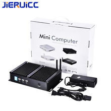 2COM RS232 FANLESS MINI PC WITH 4 USB3.0,INTEL CORE I3 I5 I7 CPU DUAL CORE 4THREADS,7*24HOURS WORKING,LOW POWER CONSUMPTION