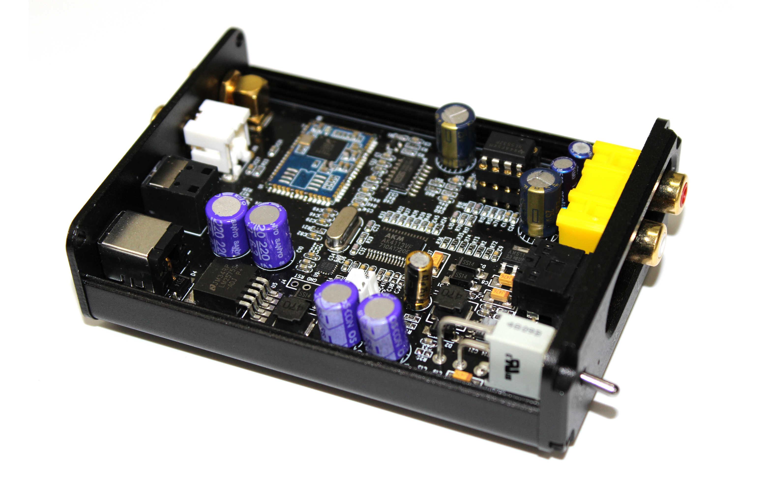 CSR8750/CSR8675 Bluetooth 5.0 Ontvanger Digitale Audio Decoder DAC ES9023 Auto Lossless HiFi Sound APTX HD