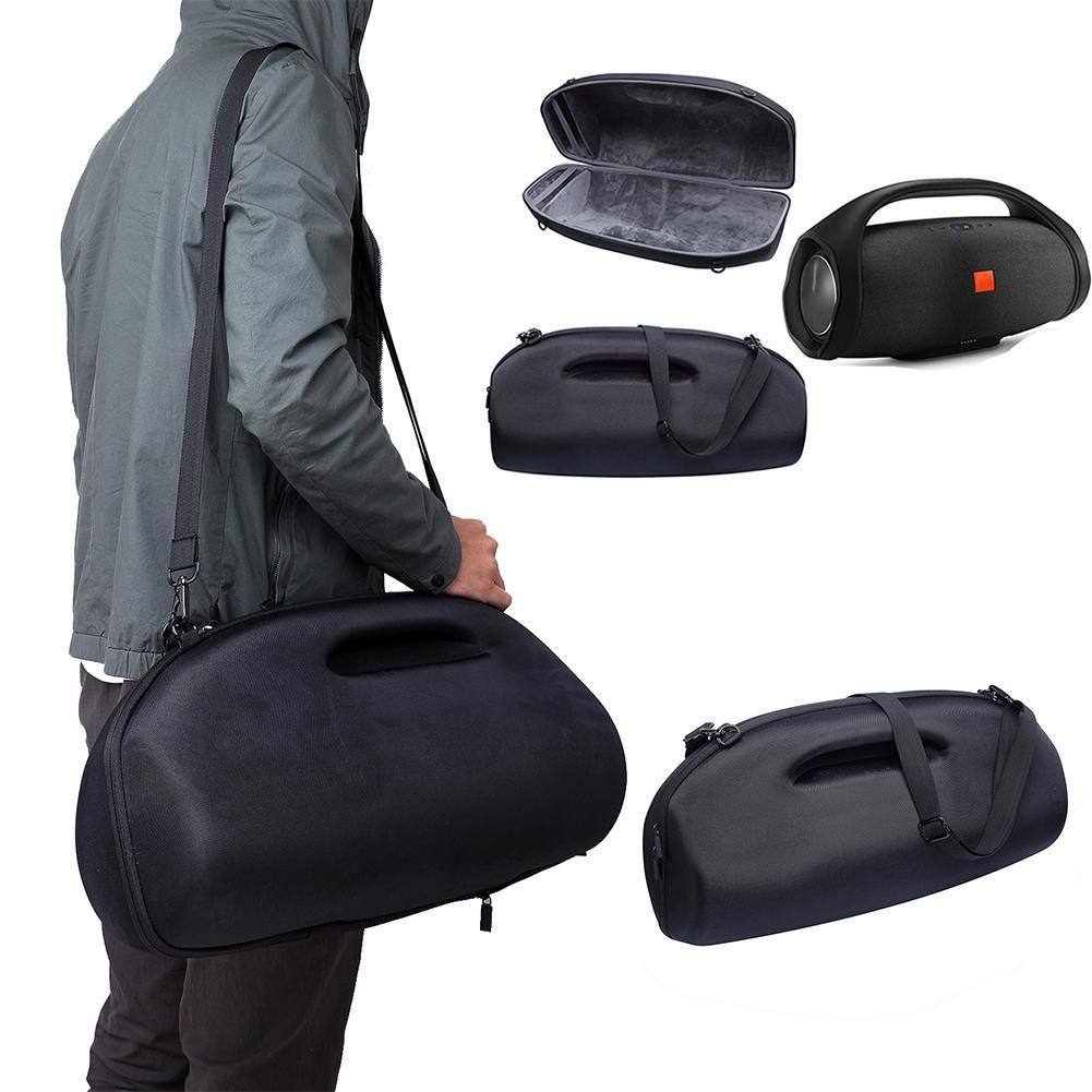 Mode sans fil Bluetooth haut-parleur de protection sac de rangement étui de transport pour JBL Boombox