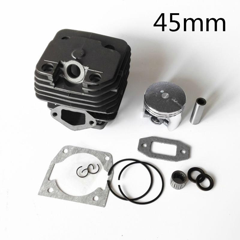 12pcs/set Cylinder+Gasket+Piston+Piston Rings+Pin+Clips Kit…
