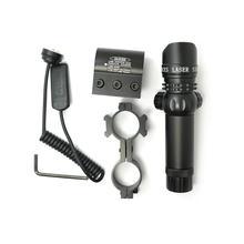 Scope 808 100 GD 808nm 100mw אינפרא אדום IR דוט לייזר Sight אקדח/רובה היקף