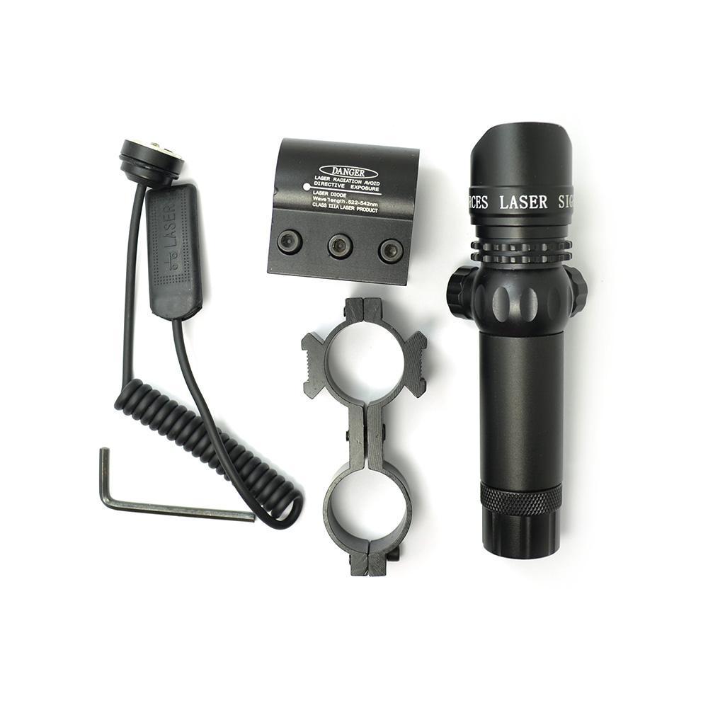 Scope-808-100-GD 808nm 100mw Infrared IR Dot Laser Sight Gun/Rifle Scope
