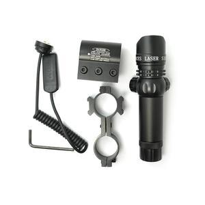 Image 1 - Scope 808 100 GD 808nm 100mw podczerwieni IR Dot celownik laserowy pistolet/karabin zakres