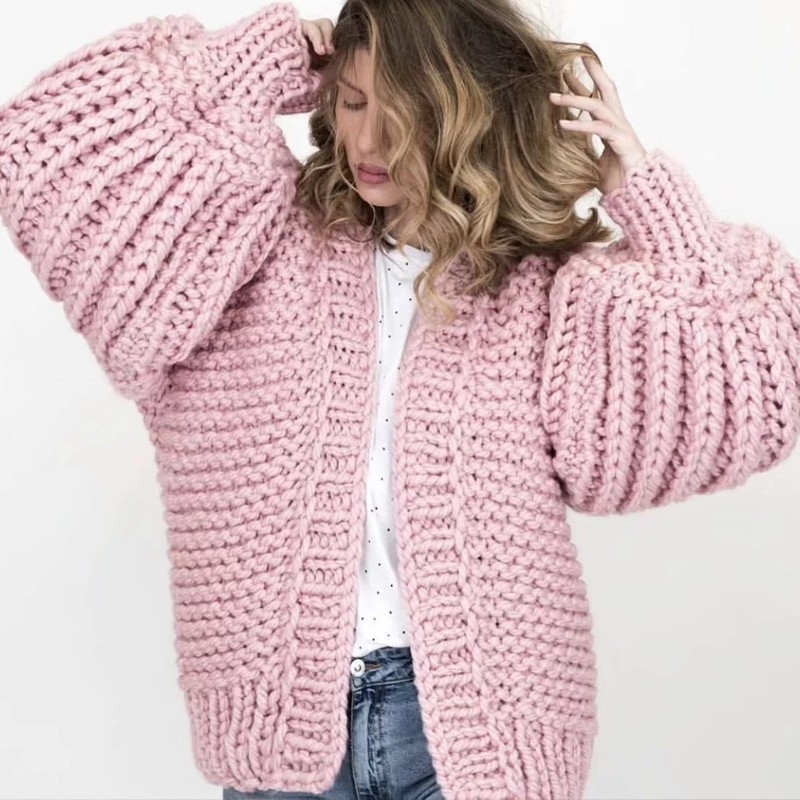 Boule Jumper Black Automne Rose Long Manches Hiver 2018 Gray Casual