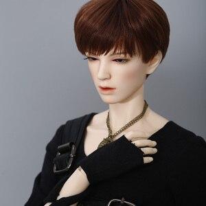 Image 4 - BJD SD 人形ピグマリオンヘクタール男性 1/3 ボディモデル男の子目高品質のおもちゃショップ樹脂フィギュア送料目ジョイント人形