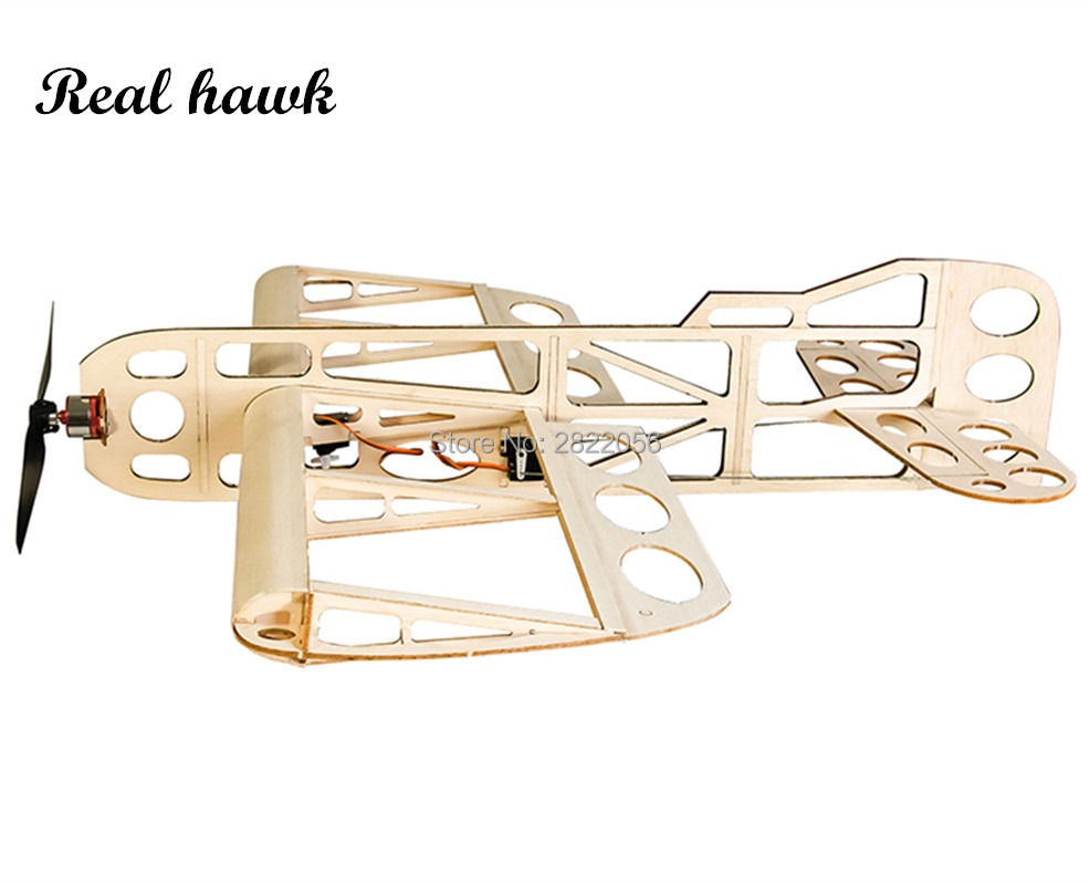 2019 New Balsa Wood Airplane Model GEEBEE 600mm Wingspan Balsa Kit Woodiness model WOOD PLANE for New Hand Entry Level Building in RC Airplanes from Toys Hobbies