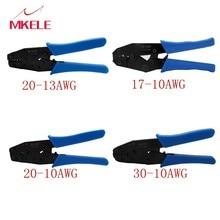 Pliers Series HM-02C/02WF2C/03C/03B/0325/04WF/05WF/06WF/202B/48B/16WF  Wiring Ratchet Terminals crimping Tools