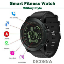 T1 Tact - New Military Grade Super Tough Smart Waterproof Watch
