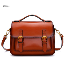 Womens genuine leather handbags fashion ladys messenger bag Bolsa Feminina Sac Main Femme