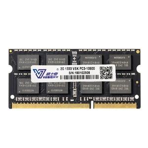 Vaseky RAM DDR3 2 GB/4 GB/8 GB 1333 MHz 1600MHz ноутбук RAM память новая